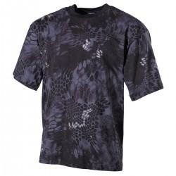Pánske tričko hadí vzor