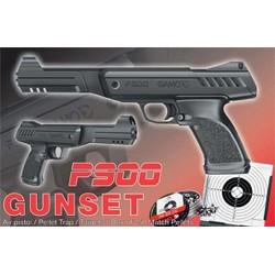 Vzduchová pištoľ Gamo P-900 Gun Set kal.4,5mm