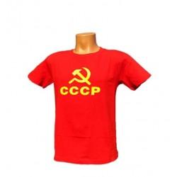 Unisexové tričko CCCP