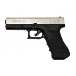 BRUNI GAP nikl cal. 9mm plynová zbraň