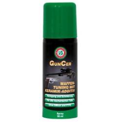 GUN Cer olej na zbrane s keramikou 50ml - sprej
