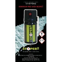 Penový sprej STOPER 2
