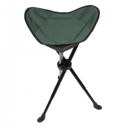 FOX Skladacia teleskopická stolička