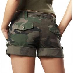 Mil-tech Army dámske maskačové kraťasy