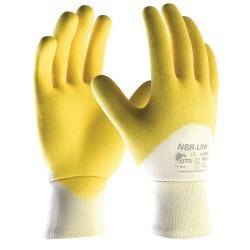 Pracovné rukavice NBR Lite