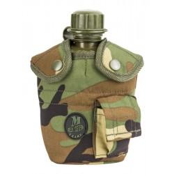 M-Tramp poľná fľaša s ešusom