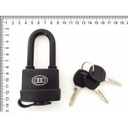 Vodotesný zámok s 3 klúčami