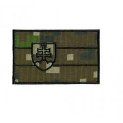 Nášivka slovenskej vlajky digital