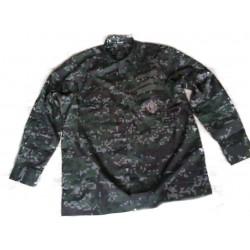 Košeľa dlhý rukáv-digital SVK ARMY