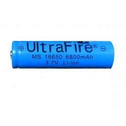 Batéria nabíjateľná UltraFire 6800 mAh 3,7 V