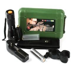 Baterka+nabíjačka+spúšť na zbraň+úchytka 11,5x3cm dosvi.800m
