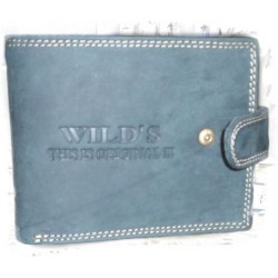 Peňaženka kožená WILD v krabičke
