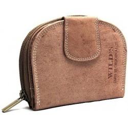 Peňaženka kožená dámska WILD-S bez krabičky