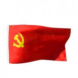 Vlajka veľká CCCP