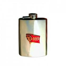 Ploskačka nerezová CCCP 120 ml