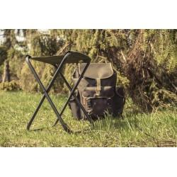 Poľovnícky ruksak so stoličkou 35 litrov