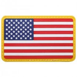 Nášivka na suchý zips znak USA