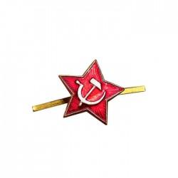 Odznak červená hviezda Rusko