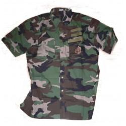 Košeľa SVK ARMY maskáčová vzor-97 veľkosť 3-40