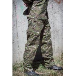 Nohavice Slovenkej armády vzor Digital 2007