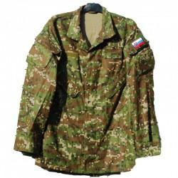 Blúza slovenskej armády vzor digital 2007 4-59