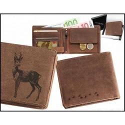 Peňaženka srnec
