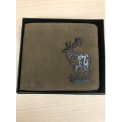Peňaženka jeleň