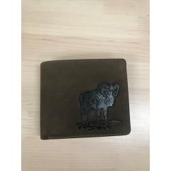 Peňaženka muflón
