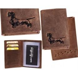 Peňaženka jazvečík