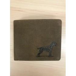 Peňaženka poľovnícky pes