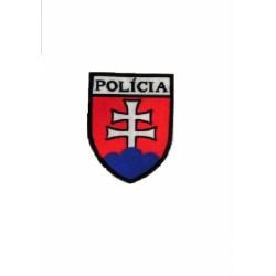 Nášivka POLÍCIA