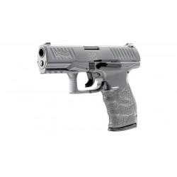 Pištoľ Walther PPQ HME sivá