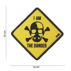 """Nášivka """"Im the Danger"""""""