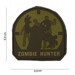 "Nášivka ""Zombie hunter"""