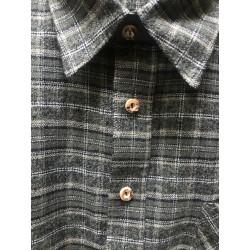 Poľovnícka flanelová košeľa Tom Collins