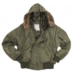 M-Tramp dámska zimná bunda N2B PILOT