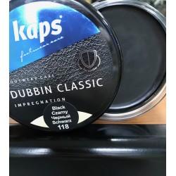 Kaps Classic Dubbin impregnačný balzam - 200ml,voňavý-čierny