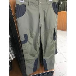 Zelené pánske nohavice