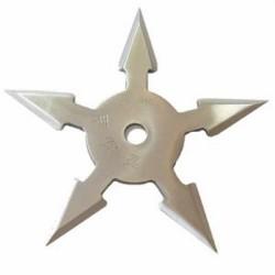 Vrhacia hviezdica 5 cípa