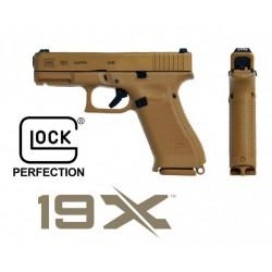Glock 19X EU coyote