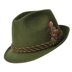 Vodeodolný pánsky poľovnícky klobúk HAVEL