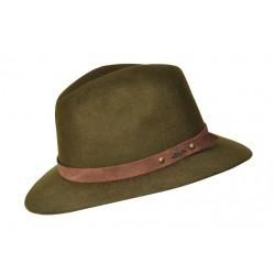 Vodeodolný pánsky poľovnícky klobúk EDDY