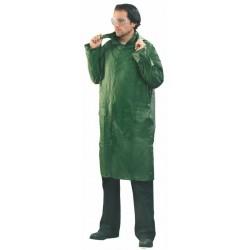 Pogumovaný plášť VENTO zelený