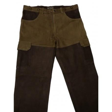 Kožené nohavice DUO