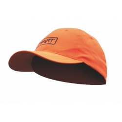 Oranžová šiltovka HART