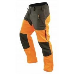 Pánske nohavice HART Wild s oranžovým značením