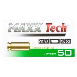 Poplašné náboje Maxx Tech 9 mm P.A.K.