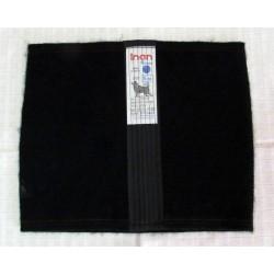 Ľadvinový pás tenký - čierny KP-32