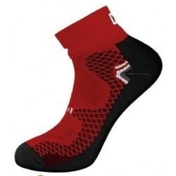 Ponožky SOFT - červené