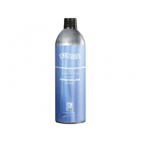 Airsoft plyn Walther Gas, 750 ml
